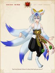 AoH - Momo Iroha by aki-lhant
