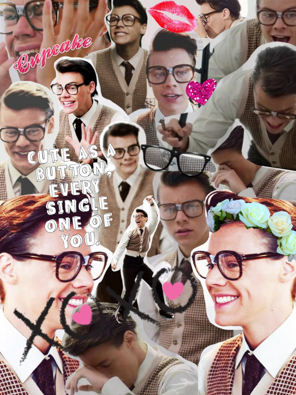Marcel collage by DirectionForLyfe on DeviantArtOne Direction 2013 Collage Wallpaper