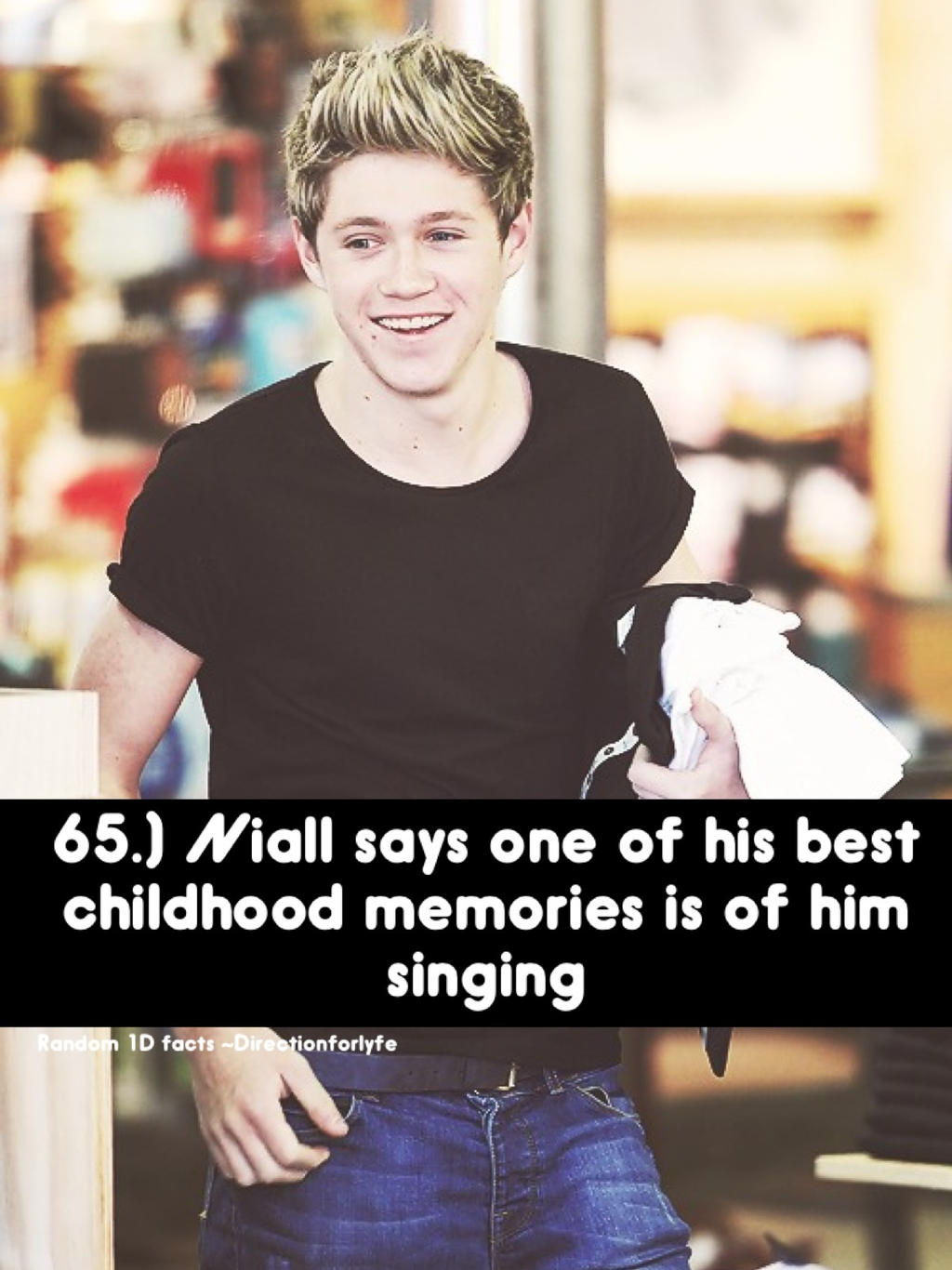 Random Facts About One Direction Random 1D facts 65 by ...