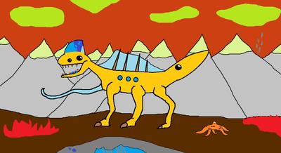 The Azure Salamancer by Tet54