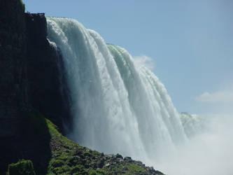 Niagara Falls - American Side by riktorsashen