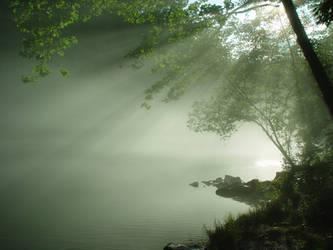 Smith River Magic by riktorsashen