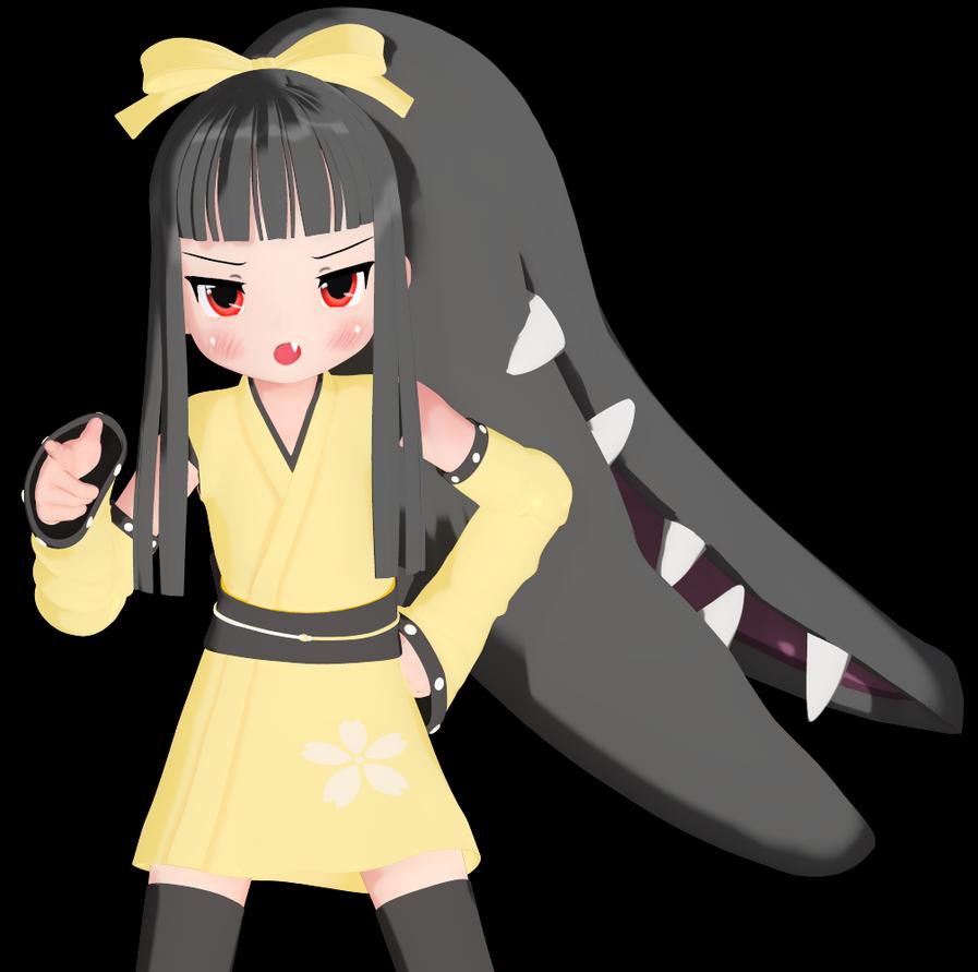 Unimpressed Setsu by WildSusano