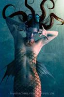 Sea Witch by MaryInZombieland