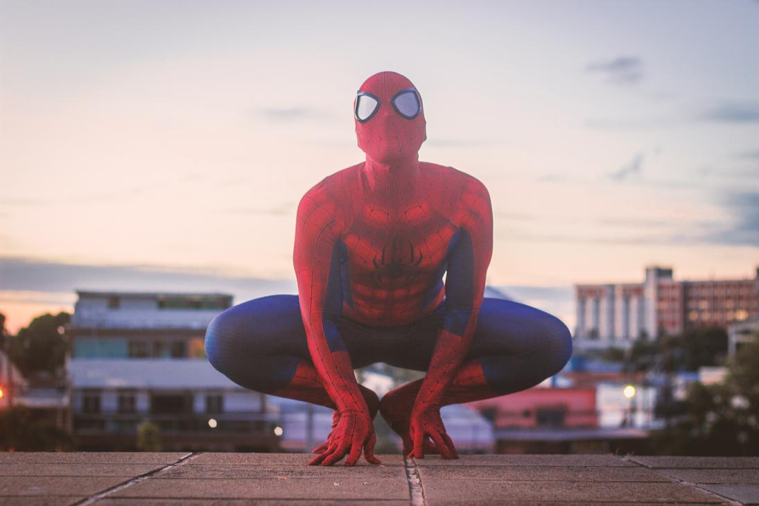 Spider-Man - My spider-sense is tingling! by uiberon