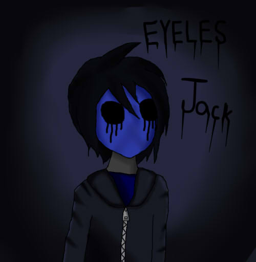 Eyeless Jack by Dann123