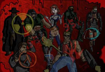 FPS Heroes by Big--Nose