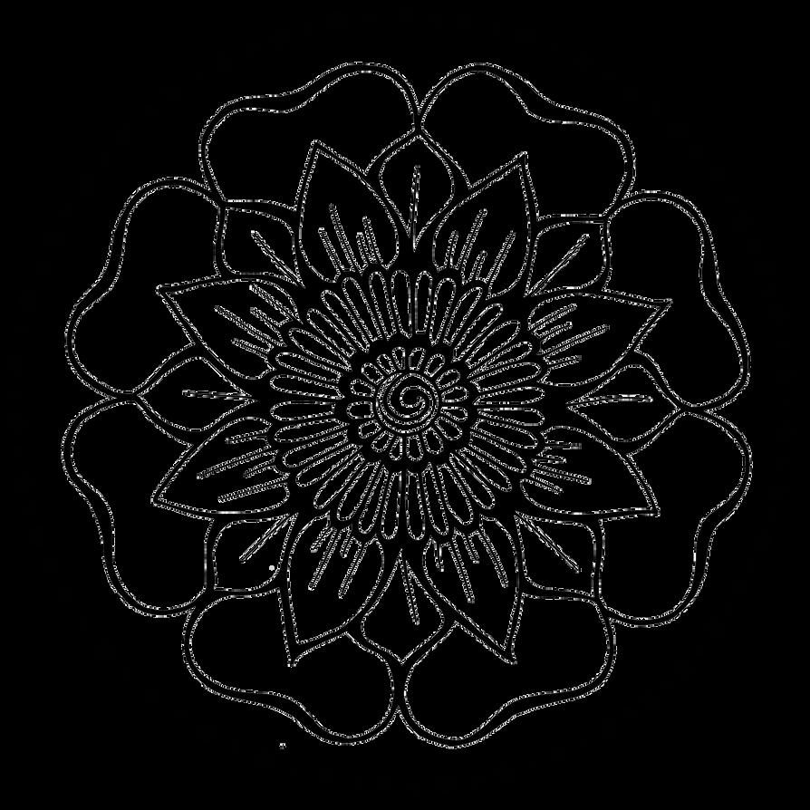 Henna Flower 5 By TeenuStock On DeviantArt