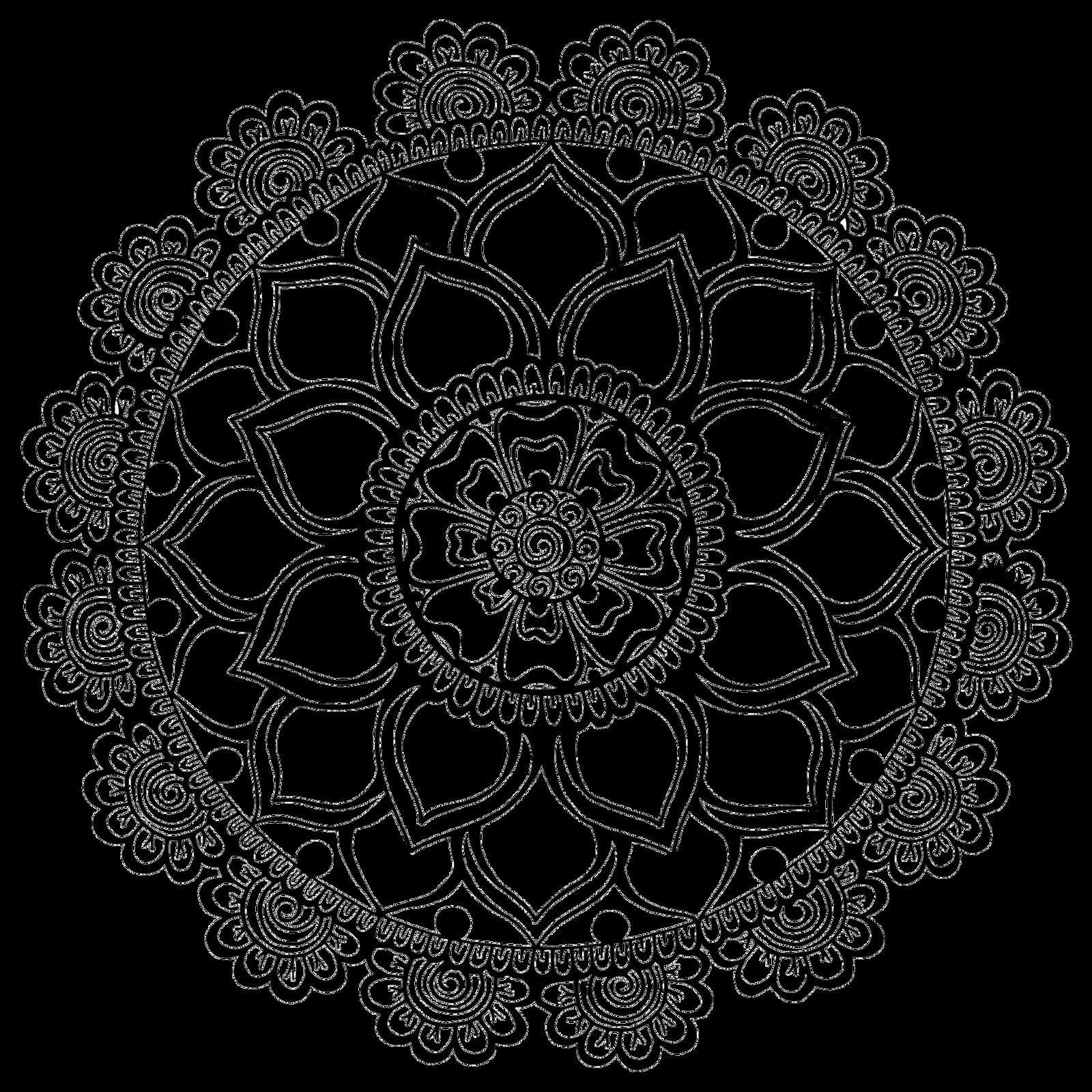 Henna Design Line Art : Henna flower by teenu stock on deviantart