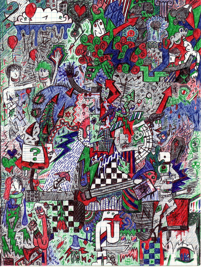 Ticonderoga - A Love Letter by johnbjuice