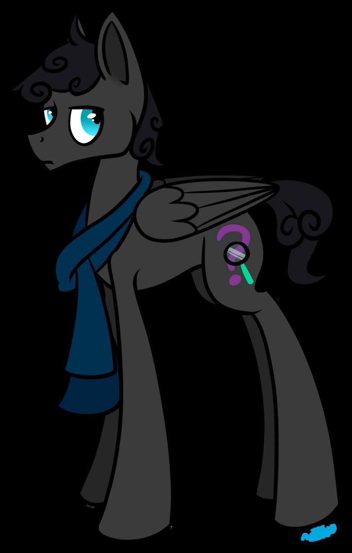 Trade: Sherlock Hooves by Winter-Hooves