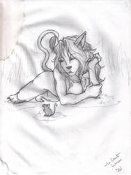 The Great Lioness by 4Crypticlifes