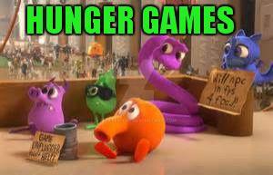 Hunger games by askfelixjr