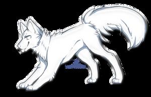 Canine Lineart by reiitan
