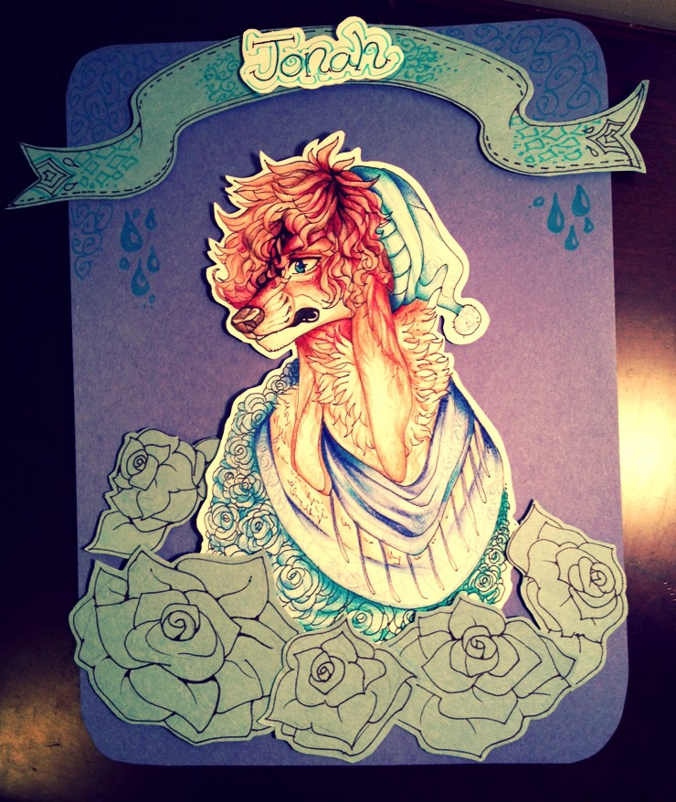 Jonah 2 by RageyNoodles