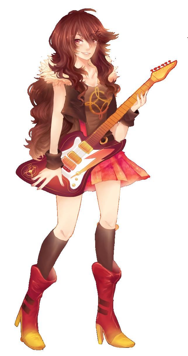 Sora Denatsu 2014 DESIGN by RageyNoodles