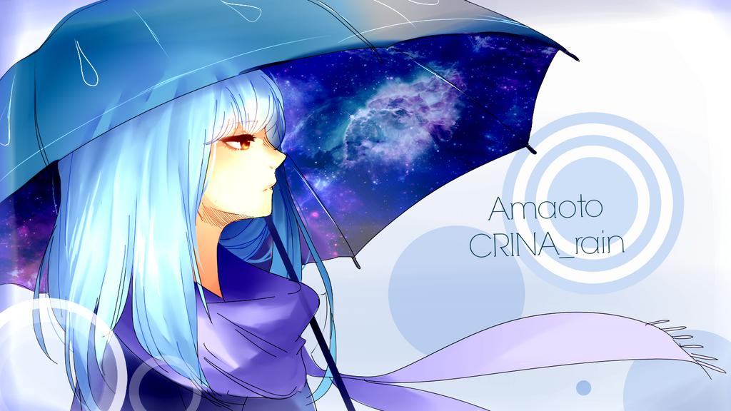 Amaoto - CRINA rain + UST by RageyNoodles