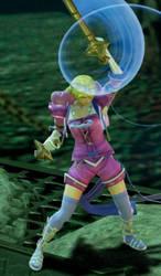 Barbie (Warrior Ranger Mode)