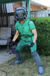 Doom Guy Cosplay