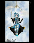 Gothic Bluebird
