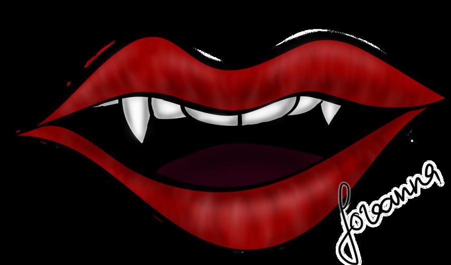 Vampire Lips By Jovanna95 On DeviantArt