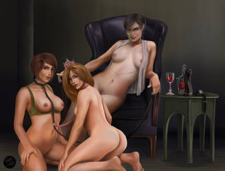 In the dar k room by lecompot