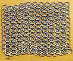 European 4-1 Chainmaille -WIP-