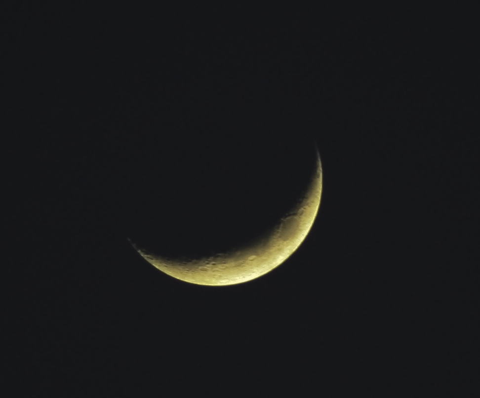Crescent Moon by Roland3791
