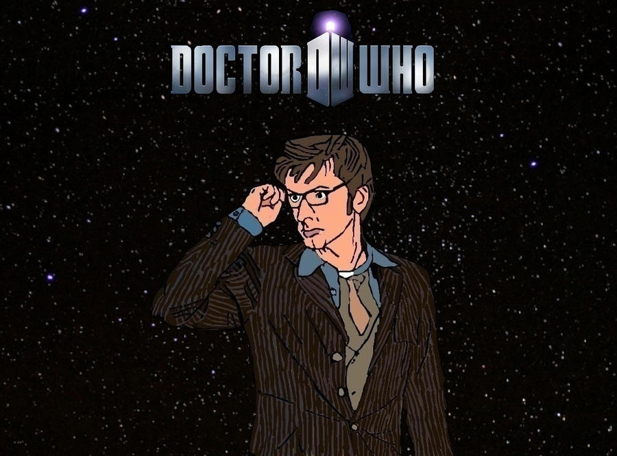 The Final Version of The Doctor by HONDTangled