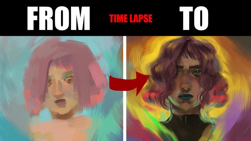 DARLOW-TIME LAPSE ON YOUTUBE by darkmindgoldenheart