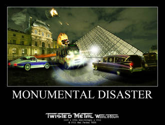 Twisted Metal 2 Paris