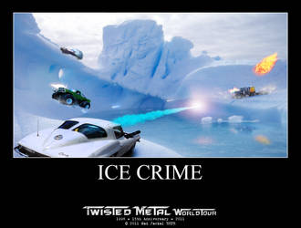 Twisted Metal Antarctica