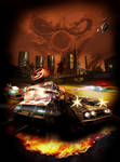 Twisted Metal Poster