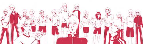 Rikuruto Red by FShounen