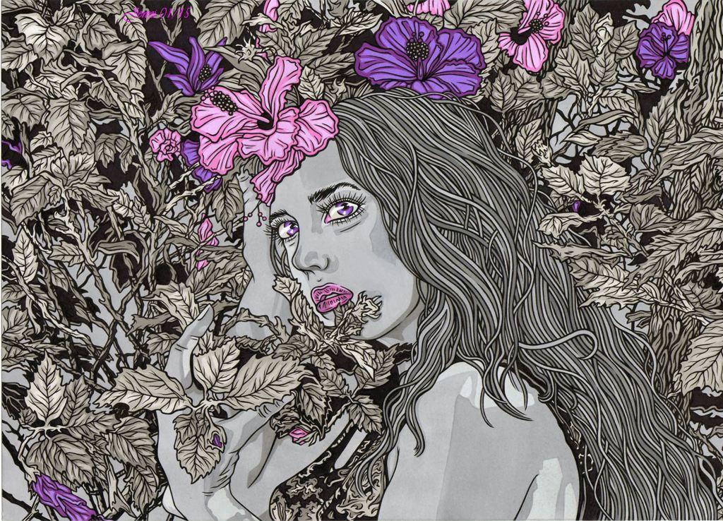 Alone in Eden by jenni-e