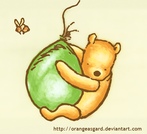 classic pooh 02 by nico by orangeasgard on deviantart rh orangeasgard deviantart com classic pooh clip art free Classic Pooh and Eeyore