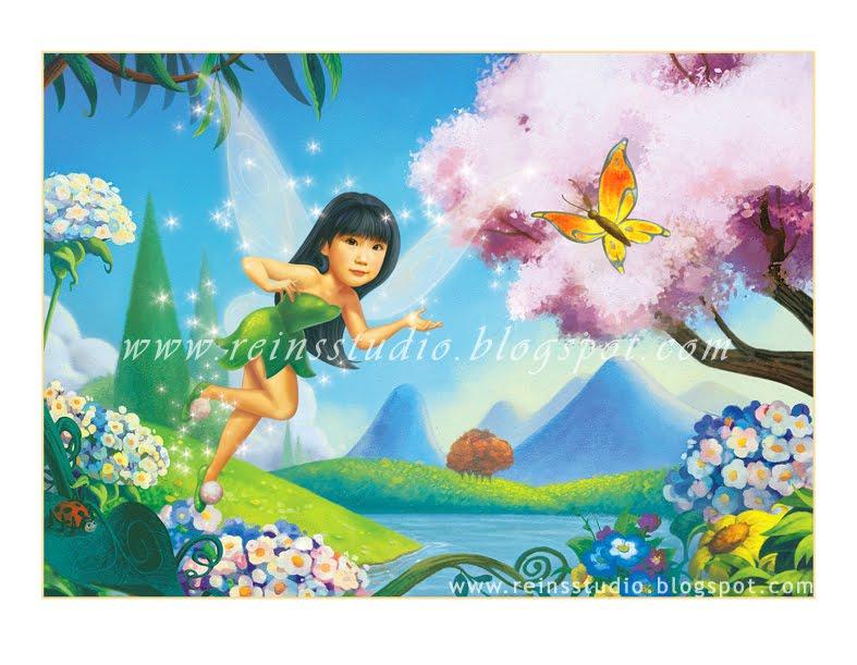 Disney Fairies Birthday Cake Ideas
