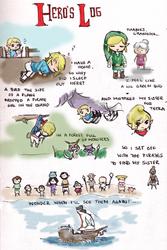 Hero's Log 001 by AmySunHee