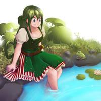 Fantasy Froppy by AmySunHee
