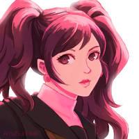 Rise Kujikawa by AmySunHee