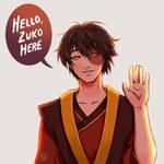 Hello Zuko here