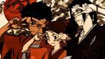 Samurai Champloo PSP Wall 05