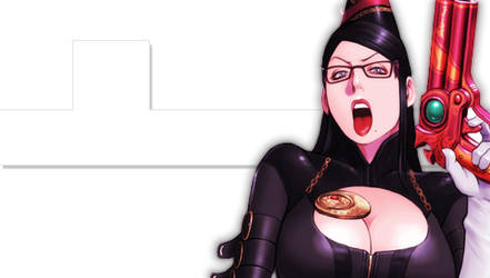 Bayonetta PSP Wallpaper 5