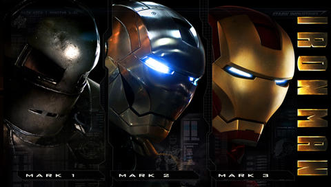 Iron Man PSP Wallpaper 01