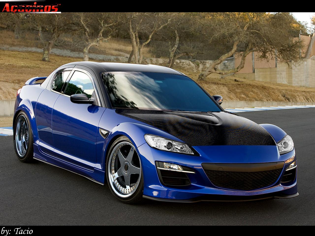 2009 Mazda RX 8 Dingo Art - Car Pictures