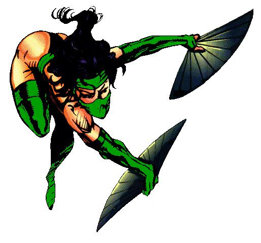 Jade MK2 by jikartasJade Mk2
