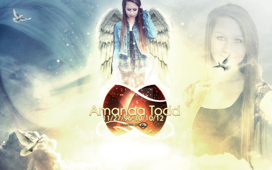 R.I.P. Amanda Todd by DiamondDesignHD
