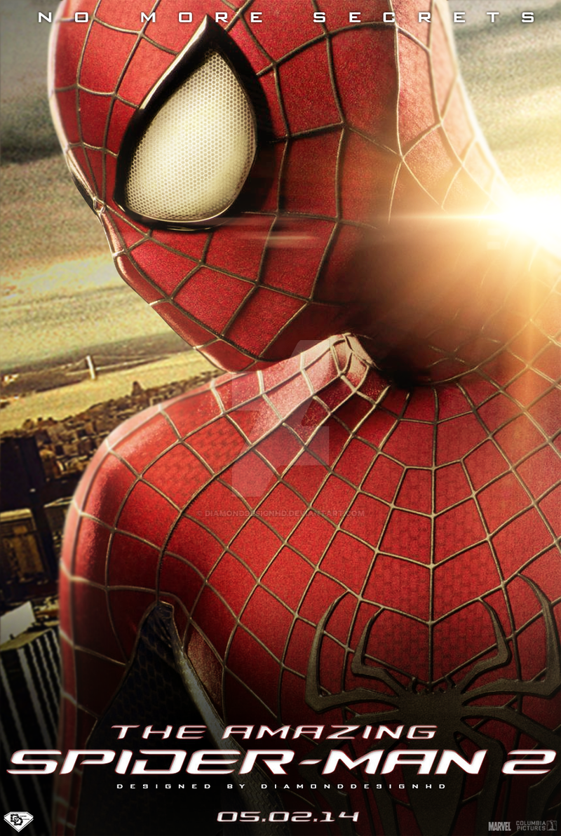 The Amazign Spider-Man (FanMade) Movie Poster by ...