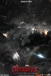 Avengers: Age of Ultron (FAN MADE) Teaser Poster