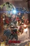 Avengers: Age of Ultron (FAN MADE) Concept Art